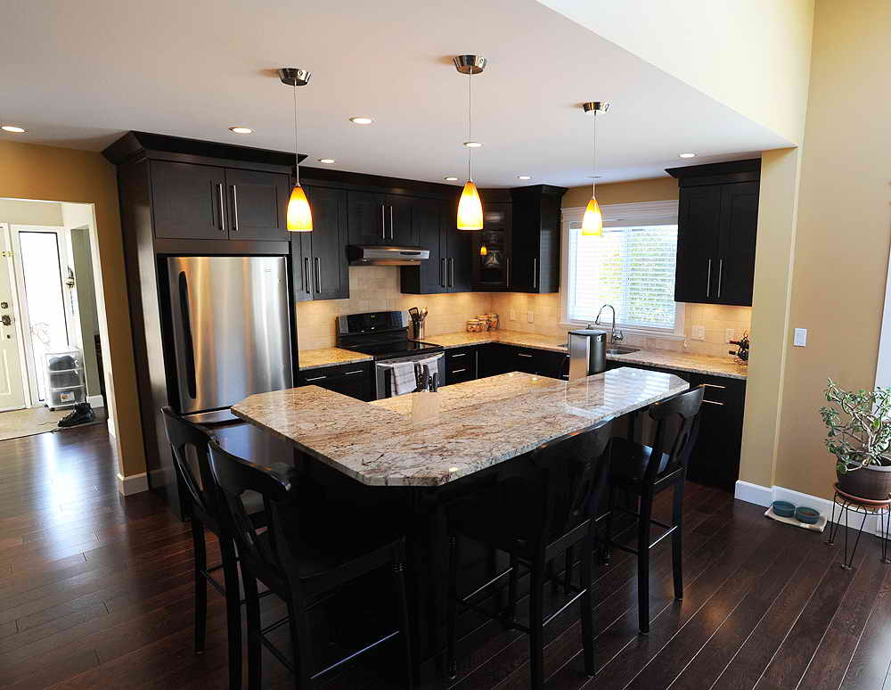 Remodel Kitchen Island Ideas
